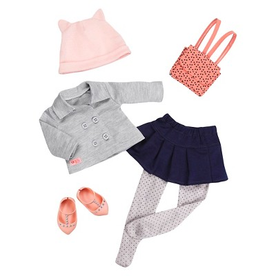 """Our Generation School Outfit for 18"""" Dolls - Class Act"""