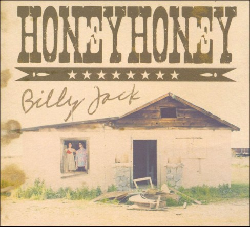 Honeyhoney - Billy jack (CD) - image 1 of 1