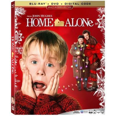 Home Alone 25th Anniversary (Blu-ray + DVD + Digital)