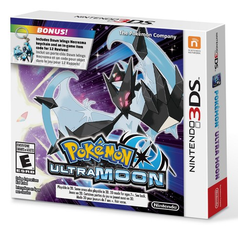 Pokemon ultra moon 3ds rom | Pokemon Ultra Moon (Region Free