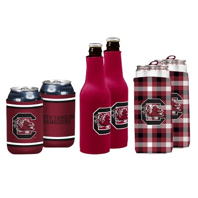 NCAA South Carolina Gamecocks Coozie Variety Pack