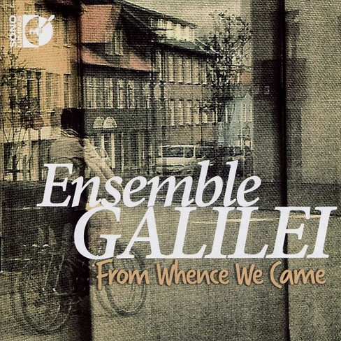 Ensemble galilei - From whence we came (Audio only) (Blu-ray) - image 1 of 1