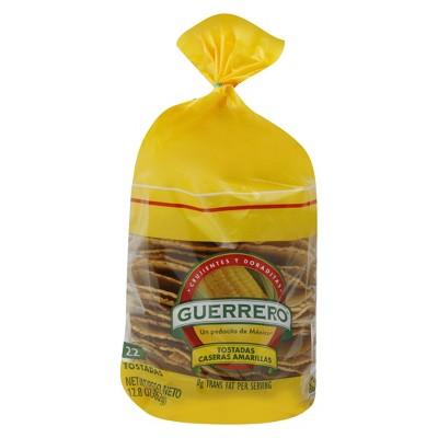 Guerrero Gluten Free Tostadas - 12.8oz/22ct