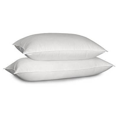 Naples Siberian Down Pillow White - Blue Ridge Home Fashions