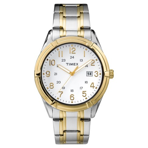 Men's Timex Watch - Two Tone TW2P76500JT - image 1 of 1