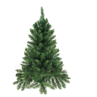 Northlight 2' Unlit Artificial Christmas Tree Medium Buffalo Fir