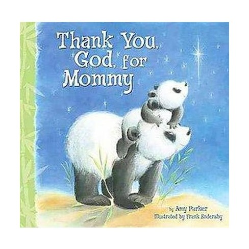 Thank You, God, for Mommy - by  Amy Parker (Board_book) - image 1 of 1