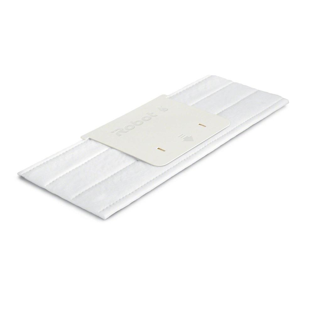 Image of iRobot Braava jet m Series Dry Sweeping Pads (7pk), White