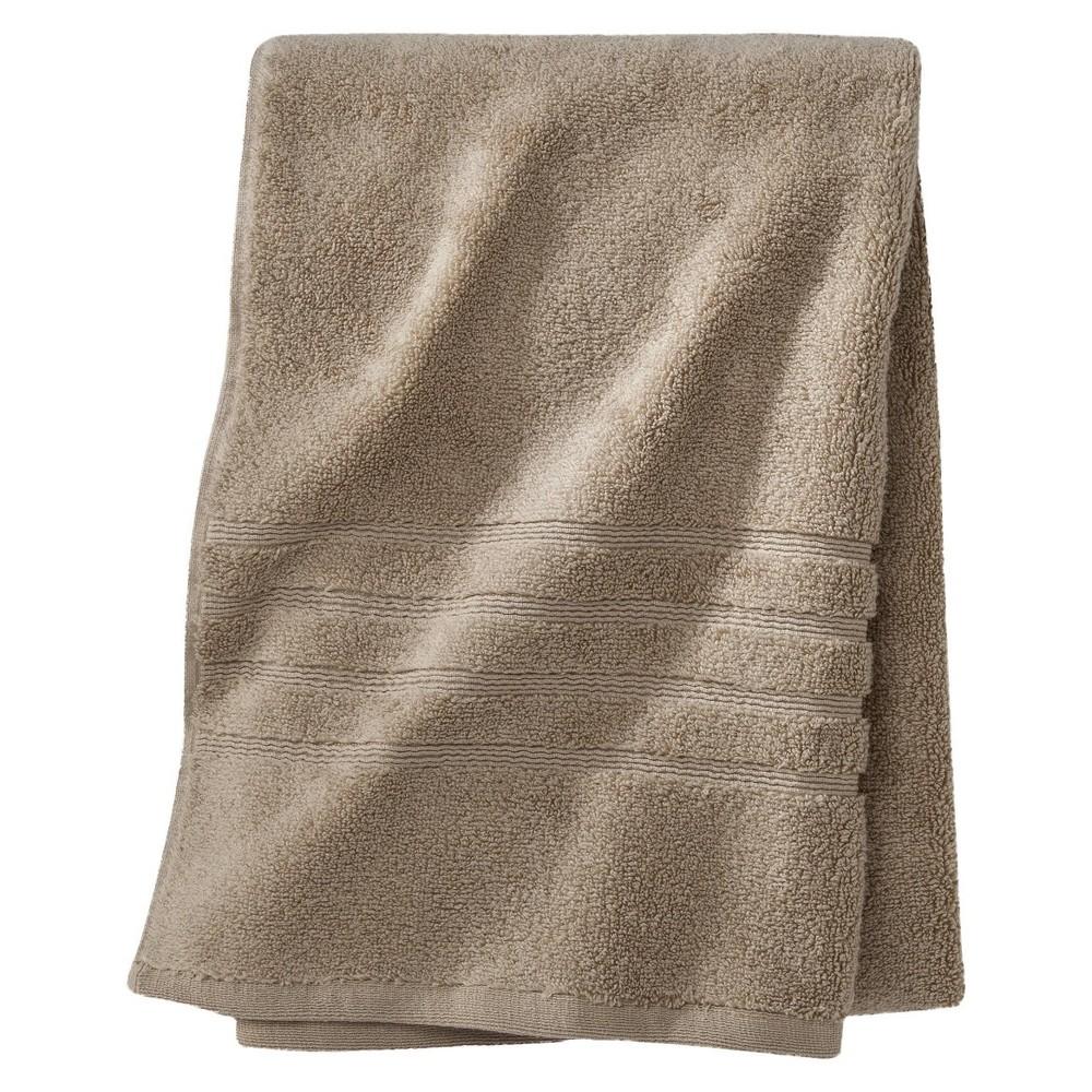 Luxury Bath Sheet Light Taupe Fieldcrest 8482