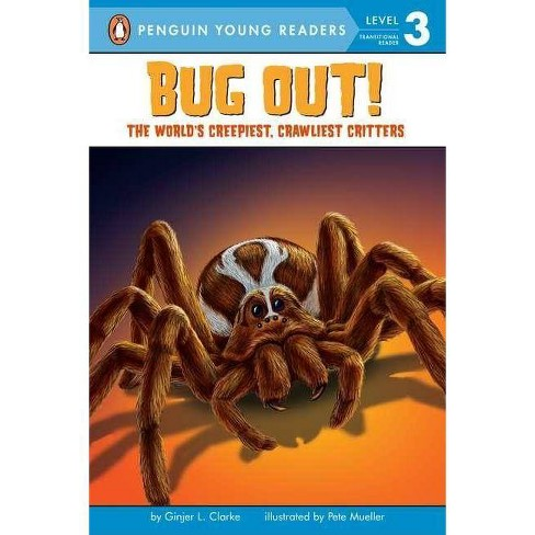 Bug Out! - (All Aboard Reading: Level 3) by  Ginjer L Clarke (Mixed media product) - image 1 of 1