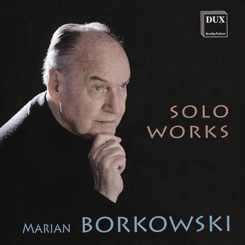 Various - Borkowski:Solo works (CD) - image 1 of 1