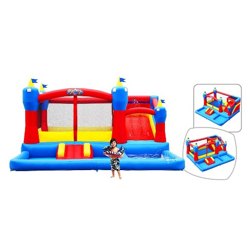 f4108e4d4bf6 Blast Zone Misty Kingdom Ball Pit And Water Park   Target