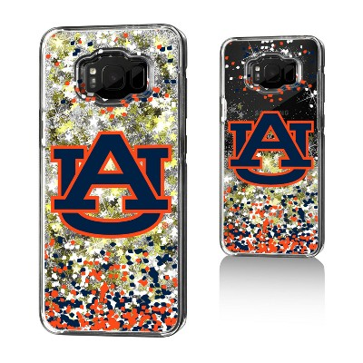 0a5fb238e98 NCAA Galaxy S8 Plus Gold Glitter Phone Case   Target
