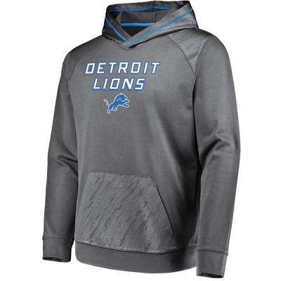 detailed look 3b28c 5df2b nfl lions sweatshirt