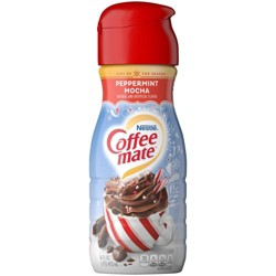 Coffee Mate Peppermint Mocha Coffee Creamer - 1pt