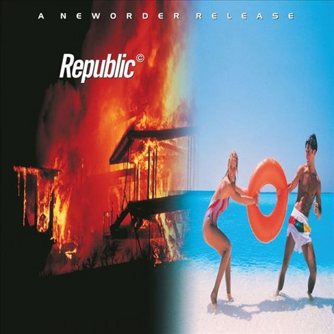 New order - Republic (Vinyl) - image 1 of 1