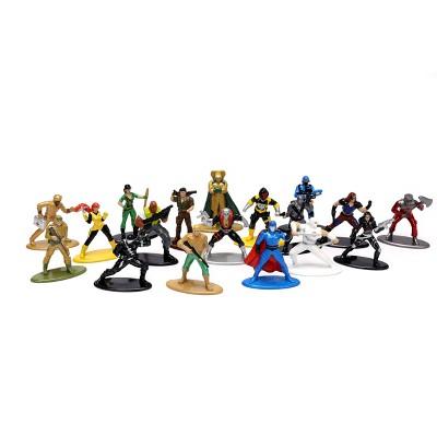 "G.I. Joe Nano Metalfigs 18pk 1.65"" Die-Cast Collectible Figures"