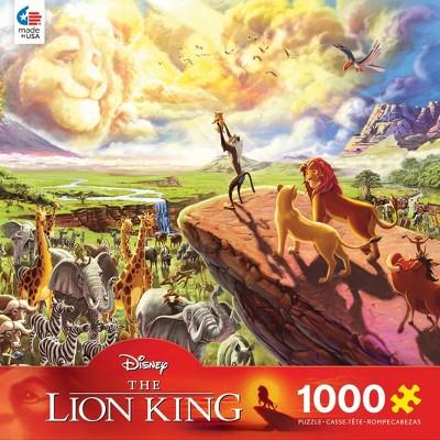 Ceaco Disney Lion King Puzzle 1000pc
