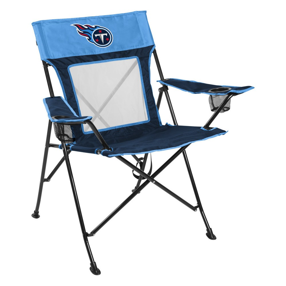 NFL Tennessee Titans Rawlings Game Changer Chair