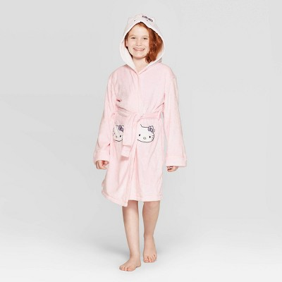 girls-hello-kitty-robe---pink by hello-kitty