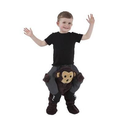 Kids' Monkey Piggyback Halloween Costume
