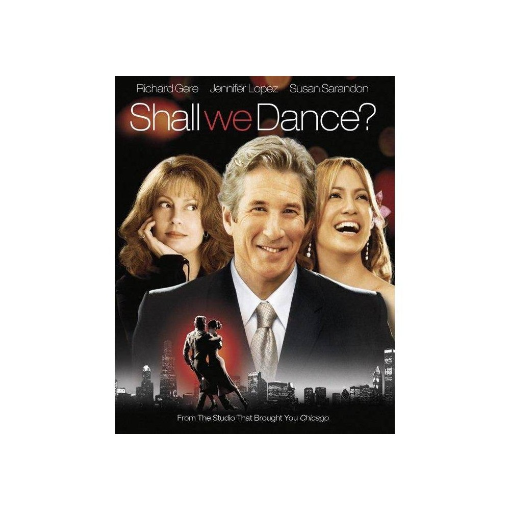 Shall We Dance Blu Ray 2020