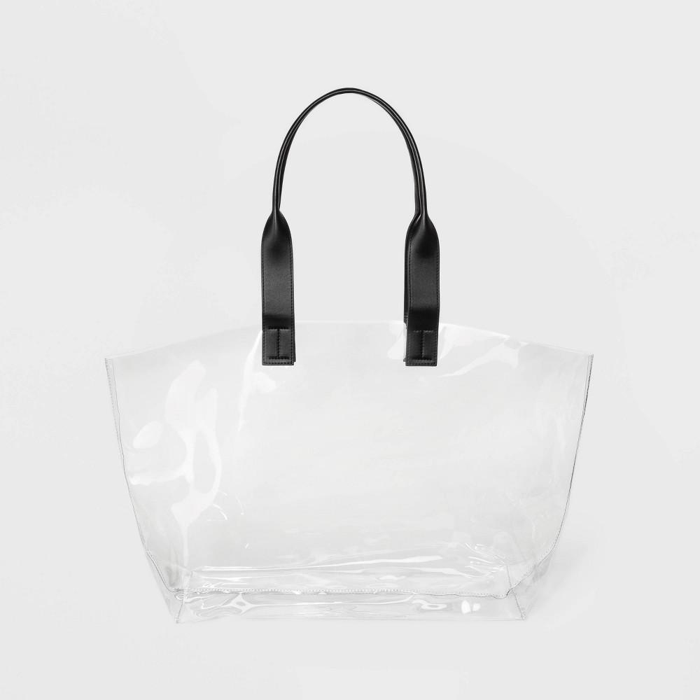 Clear Dome Tote Handbag Shade 38 Shore 8482 Clear