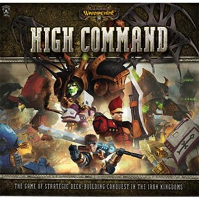 Hordes - High Command Board Game