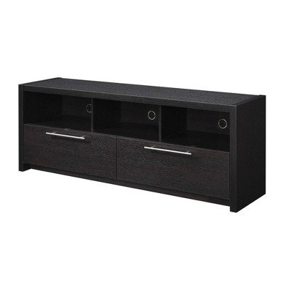 """Newport Marbella TV Stand for TVs up to 60"""" Espresso - Breighton Home"""