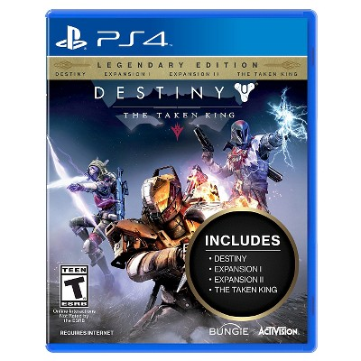 Destiny: The Taken King Legendary Edition PlayStation 4