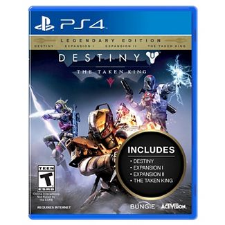 Destiny: The Taken King Legendary Edition PlayStation 4