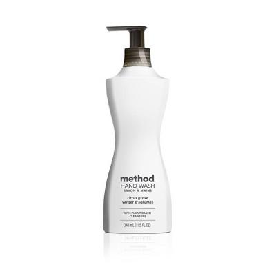 Method Hand Soap Citrus Grove - 11.5 fl oz