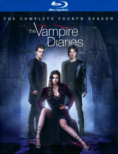 Vampire Diaries:Complete Fourth Ssn (Blu-ray) - image 1 of 1
