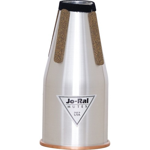 Jo-Ral FR-AC Copper Bottom French Horn Straight Mute - image 1 of 2