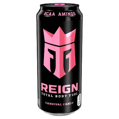 Reign Carnival Candy Energy Drink - 16 fl oz Can