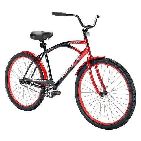 "Kent Rockvale 26"" Cruiser - Black and Red - image 1 of 1"