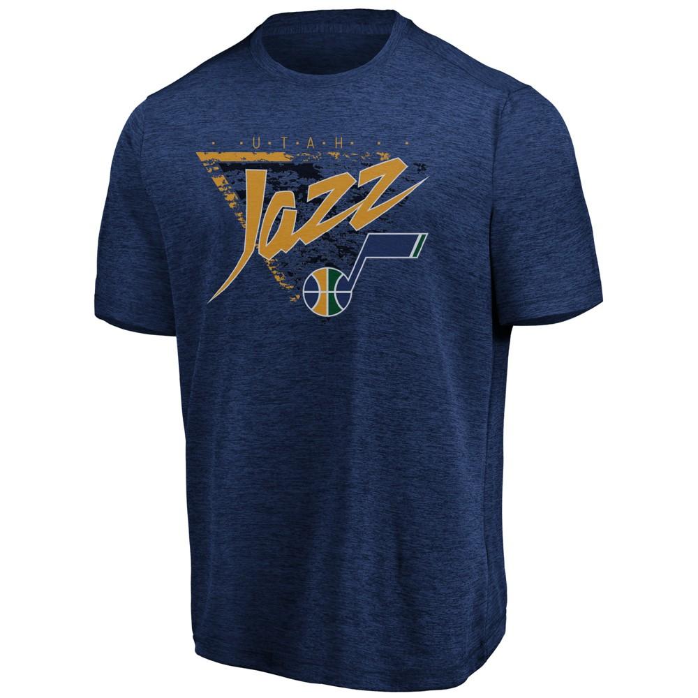 Utah Jazz Men's Hype It Up T-Shirt XL, Multicolored