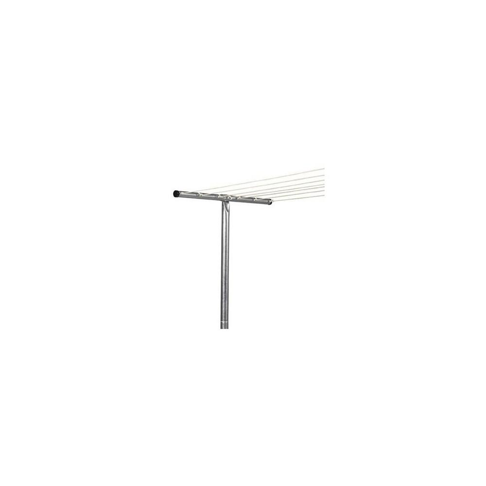 Household Essentials Steel T Leg Clothesline Pole