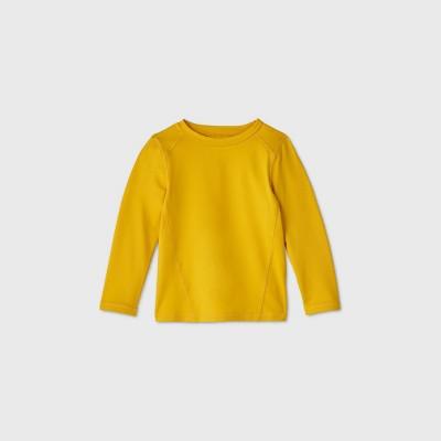 Toddler Boys' Long Sleeve Rash Guard - Cat & Jack™ Yellow