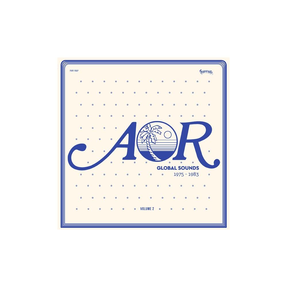 Charles Maurice - Aor Global Sounds Vol 2 (CD)
