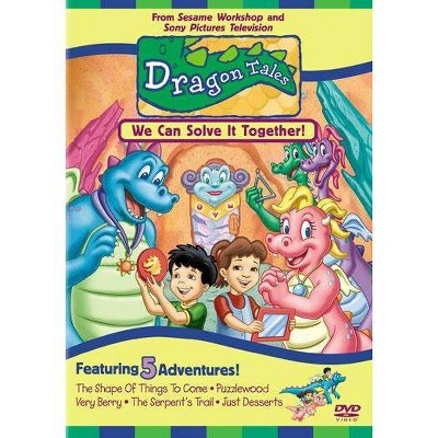 Dragon Tales: We Can Solve It Together (DVD)(2003)
