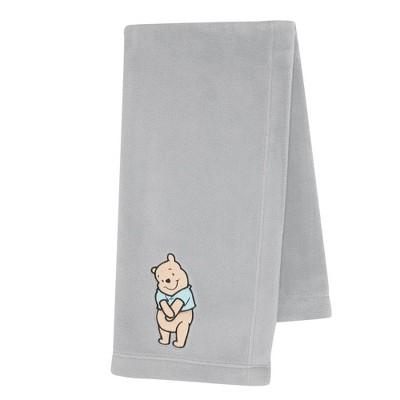 Lambs & Ivy Winnie the Pooh Hugs Baby Blanket