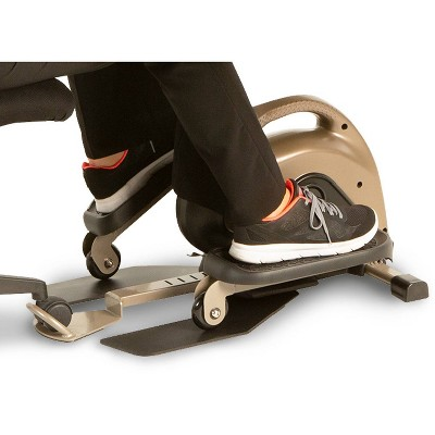 Exerpeutic Exerwork Bluetooth Desk Elliptical Machine