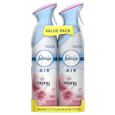 Febreze Air with Downy April Fresh Air Freshener - 8.8oz/2ct