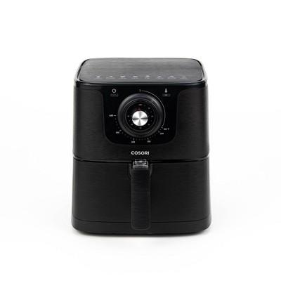 Cosori Classique Dial 5.8qt Air Fryer with Skewer Rack Set