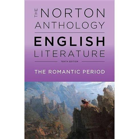 The Norton Anthology of English Literature - 10 Edition (Paperback) - image 1 of 1