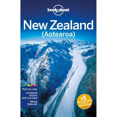 Lonely Planet New Zealand - (Country Guide) 20th Edition (Paperback)