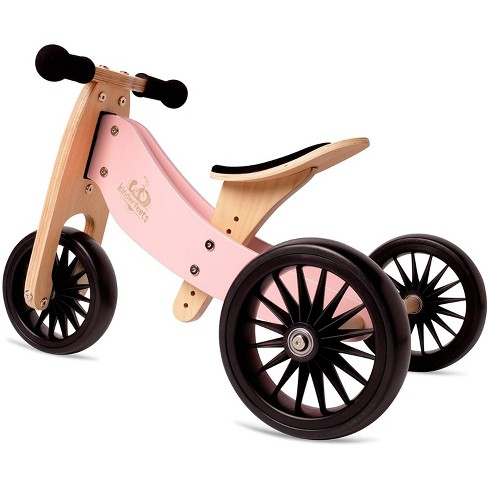 Kinderfeets Tiny Tot PLUS 2-in-1 Toddler No Pedal Starter Balance Tricycle - image 1 of 4
