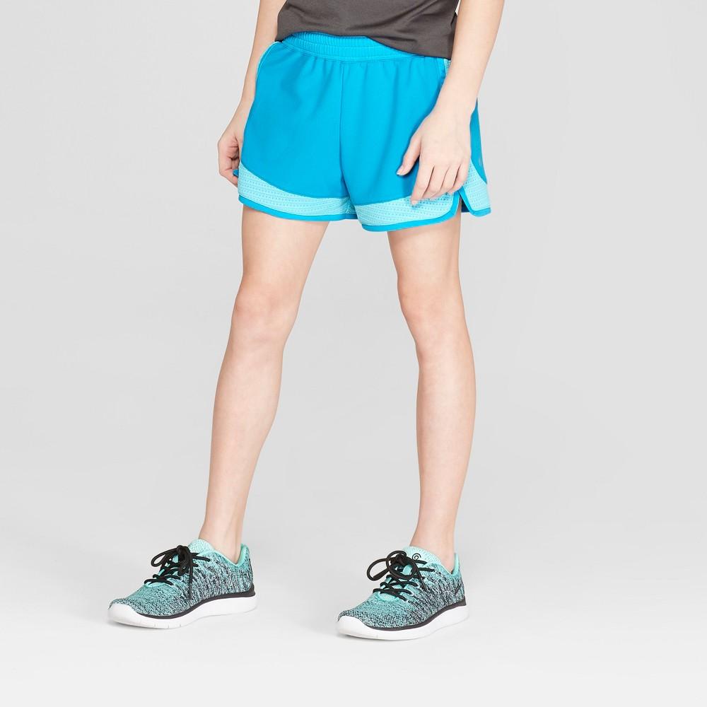 Girls' Mesh Shorts - C9 Champion Blue XS