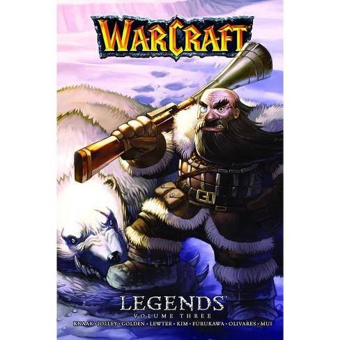Warcraft - (Blizzard Manga) by  Christie Golden & Dan Jolley & Richard Knaak & Troy Lewter (Paperback) - image 1 of 1